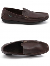 loafers paraboot anvers marron