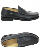 loafers paraboot brighton noir
