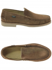 loafers paraboot cambridge marron