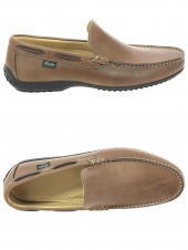 loafers paraboot starter or/bronze