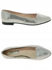 chaussures plates patricia miller 213 474 gris