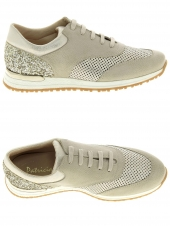chaussures plates patricia miller 654 beige