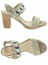 nu-pieds style ville patricia miller 1392-241 taupe