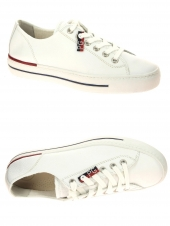 chaussures plates paul green 4760-008 blanc