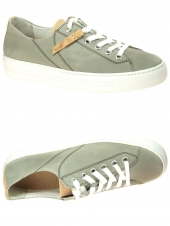 chaussures plates paul green 5001-018 taupe