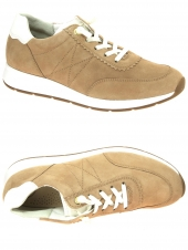 chaussures plates paul green 5035-028 beige