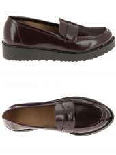 mocassins peppa rose 57062-670 bordeaux