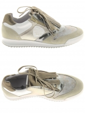 chaussures plates philippe morvan cindy 3 beige