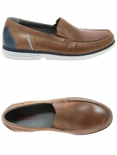 chaussures de style casual pikolinos arenal m8n-3013 marron