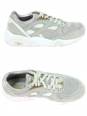 baskets mode puma r698 tech 2 gris