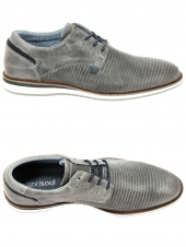 chaussures casual rapid soul 633-k2-5462 gris