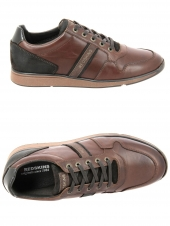 baskets redskins crepino marron