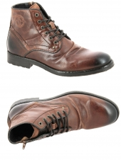 boots redskins bambou marron