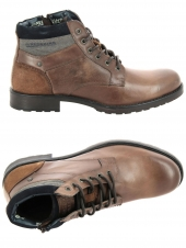 boots redskins erable beige