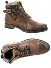 boots redskins yero marron