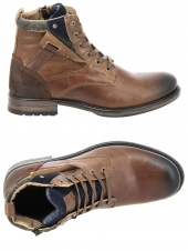 boots redskins ylmaz marron