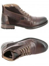 boots redskins yvori marron