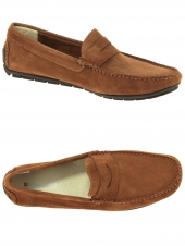 loafers redskins siotto marron