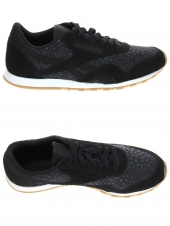 baskets mode reebok cl nylon slim tx noir