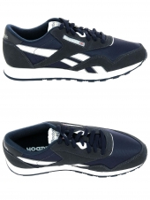 baskets mode reebok classic bylon bleu