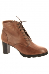 bottines de ville regarde le ciel patricia 42 marron