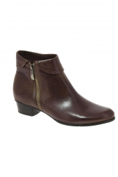 bottines de ville regarde le ciel stefany 03 marron