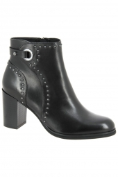 bottines fashion regarde le ciel adria 09 noir
