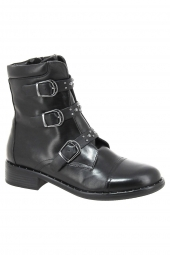 bottines fashion regarde le ciel roxana-08 noir
