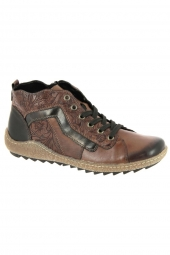 bottines casual remonte r4777-22  g marron