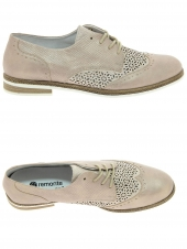 chaussures plates remonte d2601-31 g rose