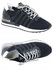 chaussures plates remonte r2507-14 f? bleu