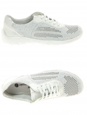 chaussures plates remonte r3503-80 g argent