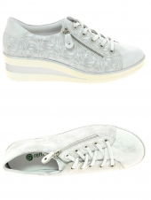 chaussures plates remonte r7211-90 h argent