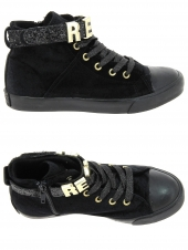 boots replay mc cartney noir