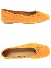 ballerines reqins harmony orange