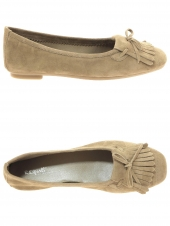 ballerines reqins hindi beige