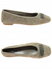 4226f235db464 Chaussures Reqins Femme - Ballerines Reqins Paillettes Harmony ...