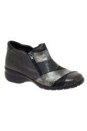 bottines casual rieker l4373-45 gris