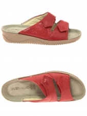 mules rohde 1946-40 f? rouge