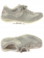 chaussures plates rollingsoft by gabor 46.966-39 gris