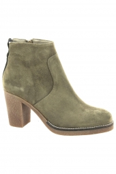 bottines fashion rosemetal fagala vert