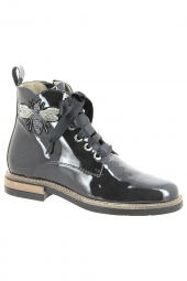 bottines fashion rosemetal h0422m gris
