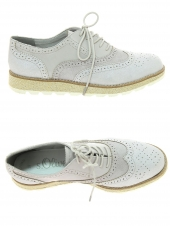 chaussures plates s. oliver 23651-223 beige