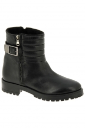 bottines fashion si eq 8611 noir