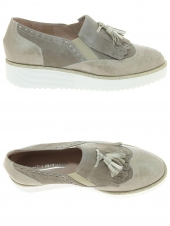 chaussures plates softwaves 7.39.11 beige