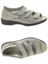 nu-pieds solidus 73132-30225 h taupe
