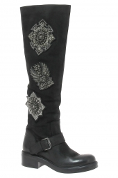 bottes fashion strategia p2313 emily noir
