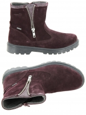 boots fourres super fit 09456-50 violet