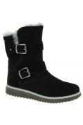 bottes fourrees super fit 00484-02 noir