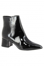 bottines de ville tamaris 25371-018 noir